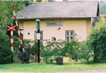 elezniční muzeum Sudoměř