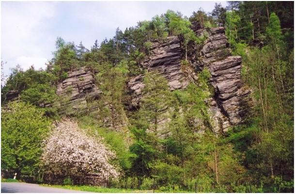 Bohuňovské skály