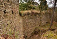 Perštej hrad