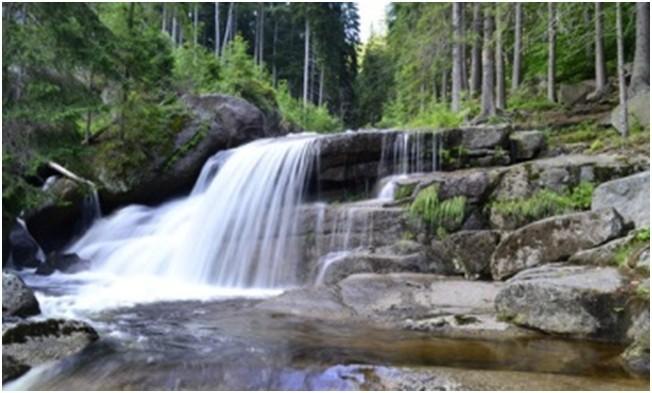Vodopády Černá Desná