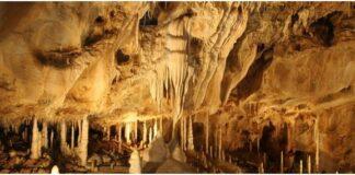 javořicské jeskyně