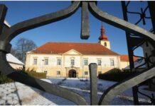 zámek Dalešice