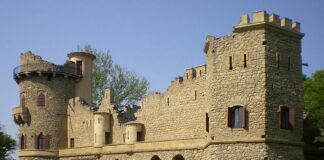 Januv hrad Lednice