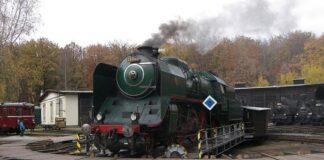 Muzeum vlaků