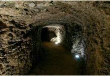 Přeskačské podzemí