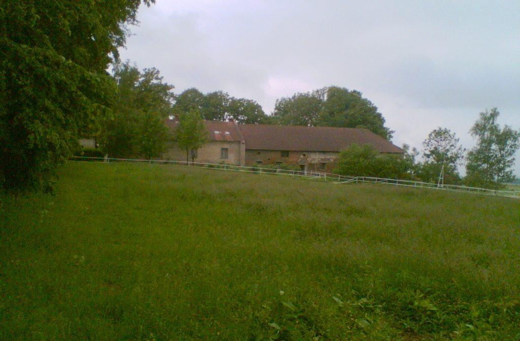 Poličná Farma Vystrkov