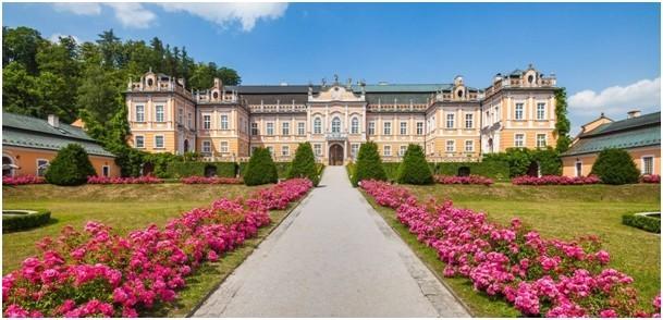 zamek nové hrady