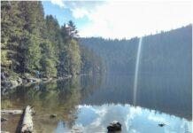erné a čertovo jezero