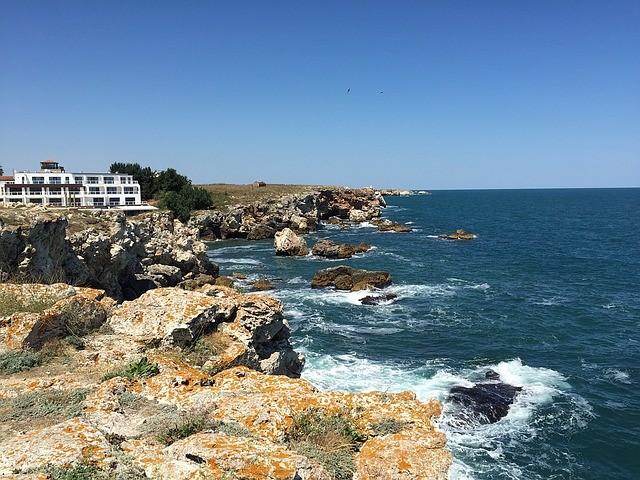 cerne more bulharsko