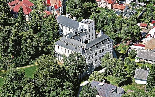 zamek pardubice