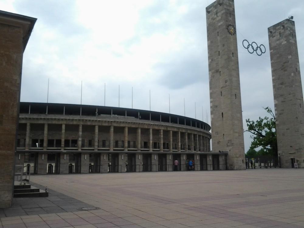 berlin olympijsky stadion