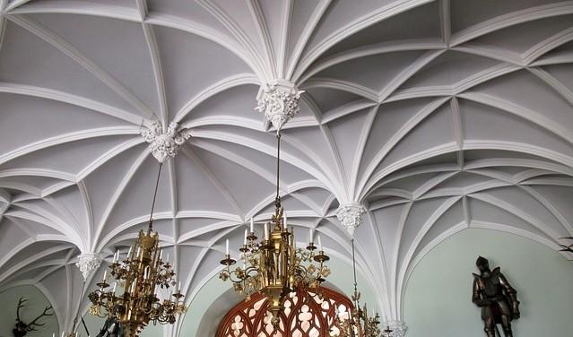 interier zamku