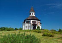 kostel Korenov
