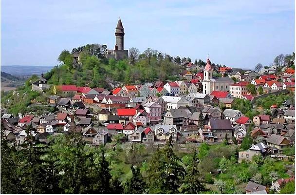 stramberk mesto