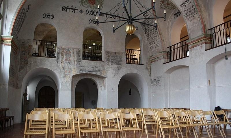 zadni synagoga