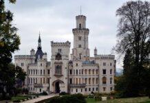 zamek Hluboka nad Vltavou
