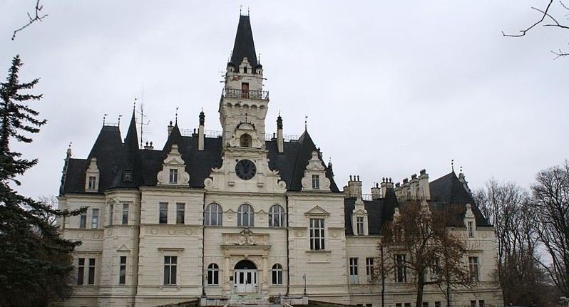 Budmerice zamek