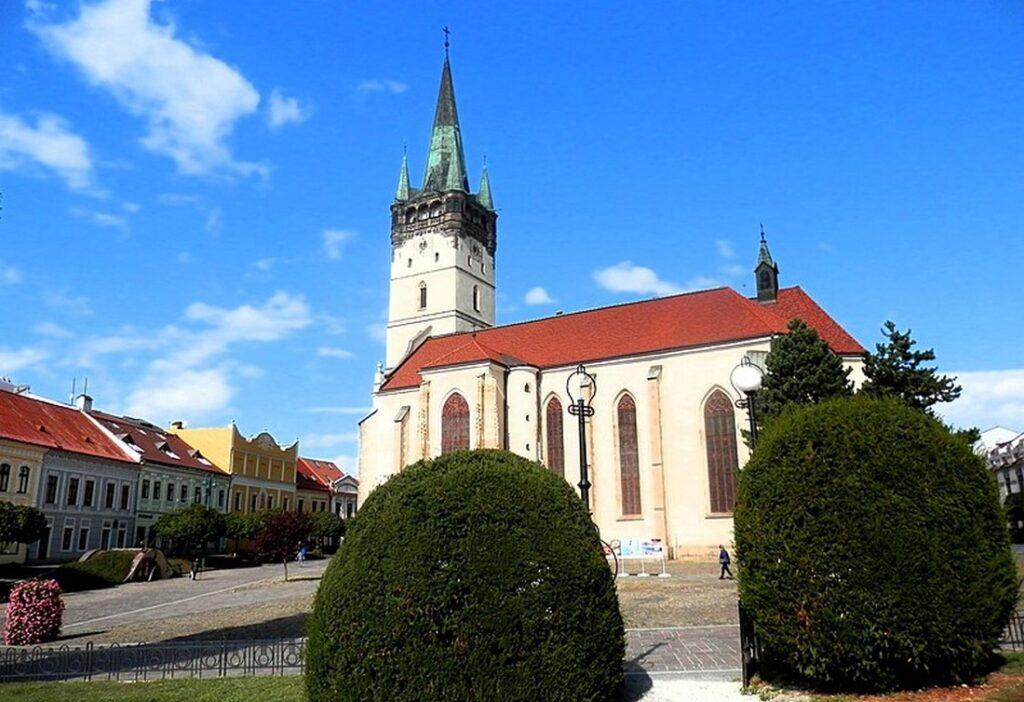Konkatedrala Presov