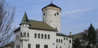 budatinsky zamek
