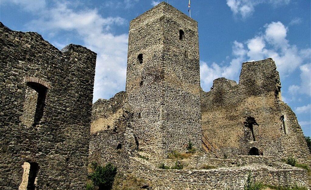 hrad rokstejn
