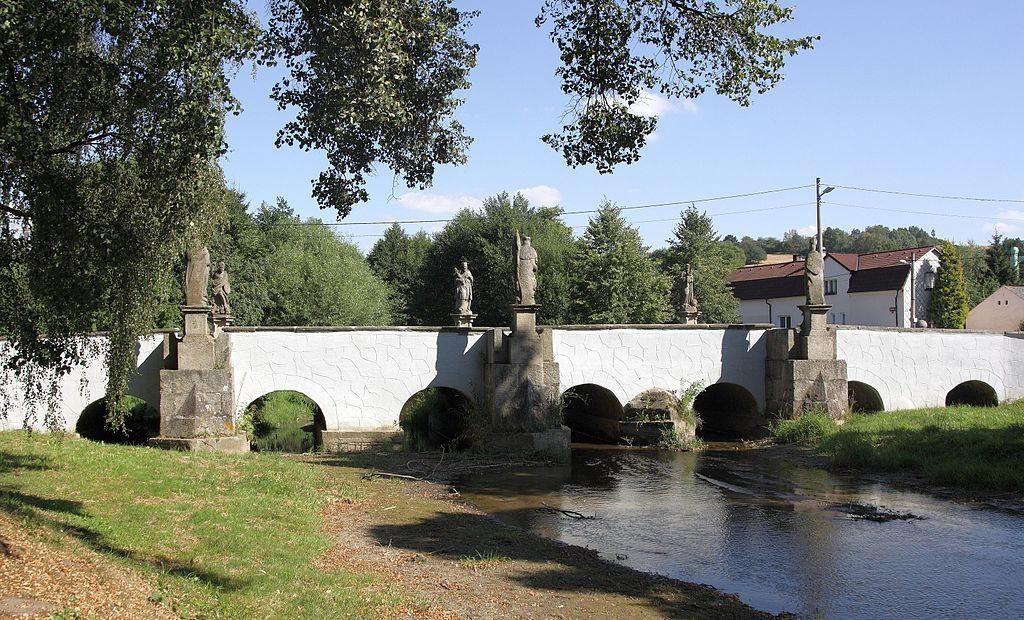 kamenny most pres Radbuzu