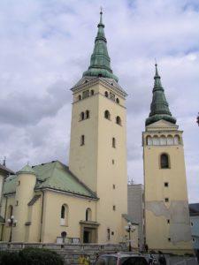 katedrala s burianovou vezi