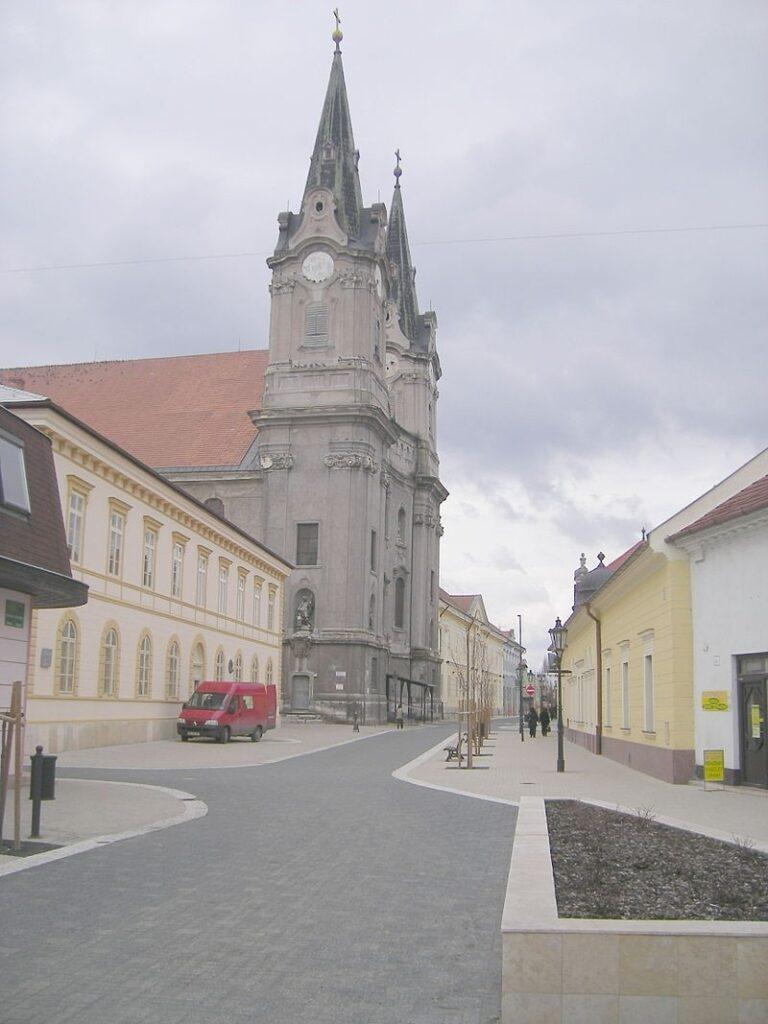 kostel sv.Ondreja