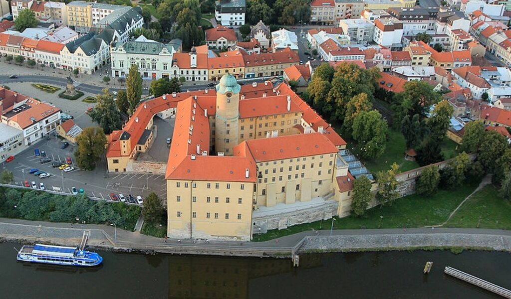 zamek Podebrady