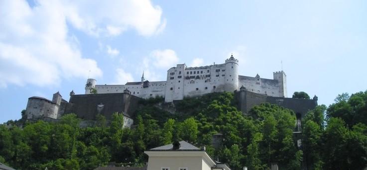 Pevnost salzburg
