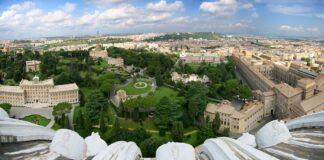 vatikanske zahrady