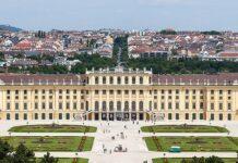 zamek Schonbrunn