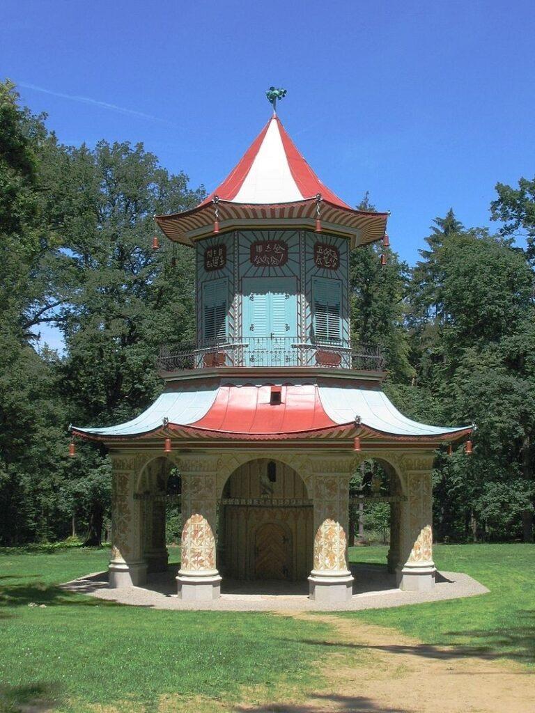Cinsky pavilon