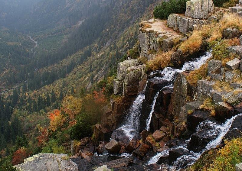 Pancavske vodopady