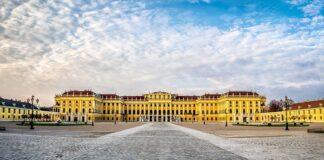 Schonbrunn palac