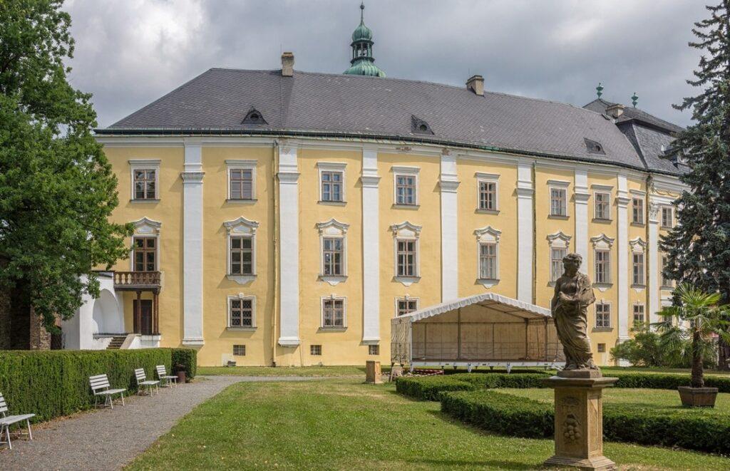 Zamek Bruntal