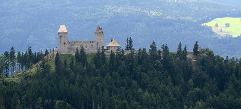 hrad kasper