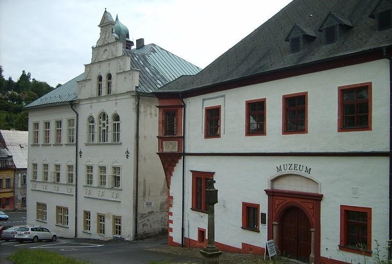 radnice muzeum