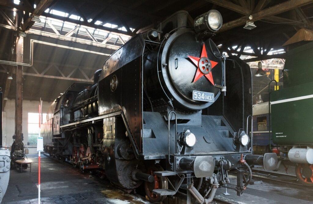 zeleznicni muzeum