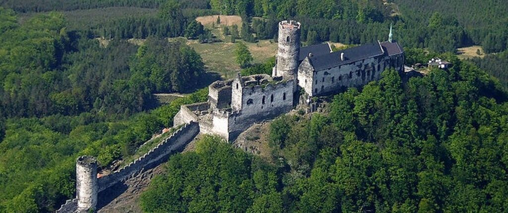 Bezdez hrad