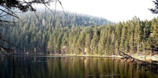 certovo jezero