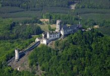 hrad Bezdez