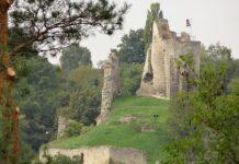 hrad michalovice
