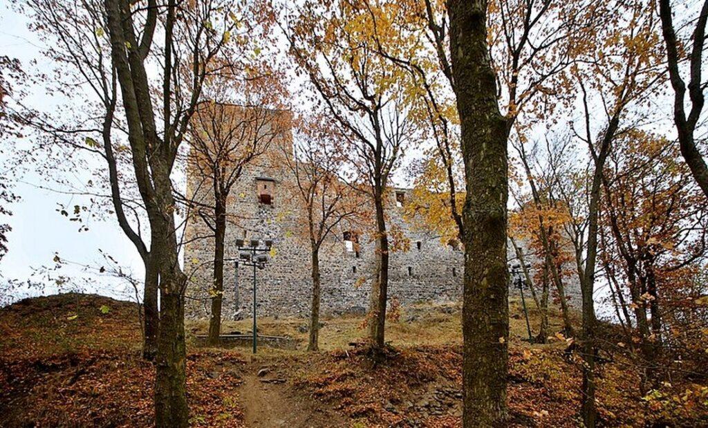 hrad radyne
