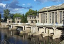 hydroelektrarna