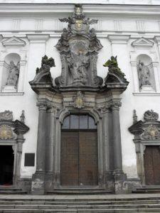 jezuitsky kostel