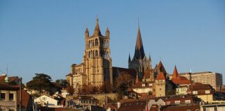 katedrala Lausanne