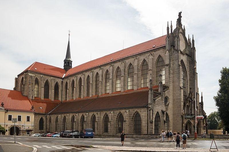 kostel nanebevzeti
