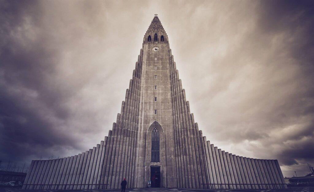 kostel reykjavik
