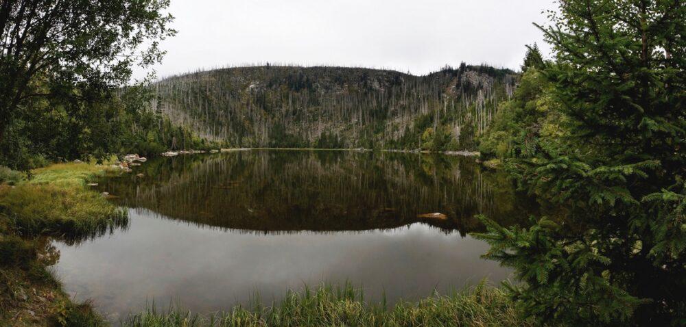 plesne jezero
