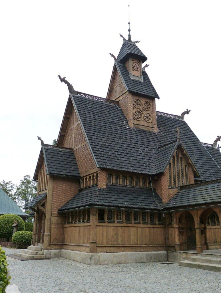 roubeny kostel